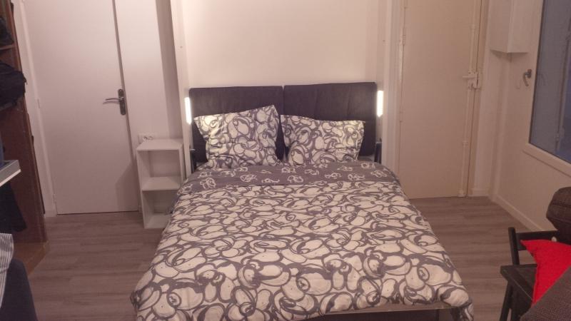 sala de estar sofá - cama queen-size murphy: cama