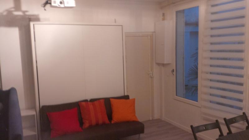 sala de visitas - 1 cama queen-size