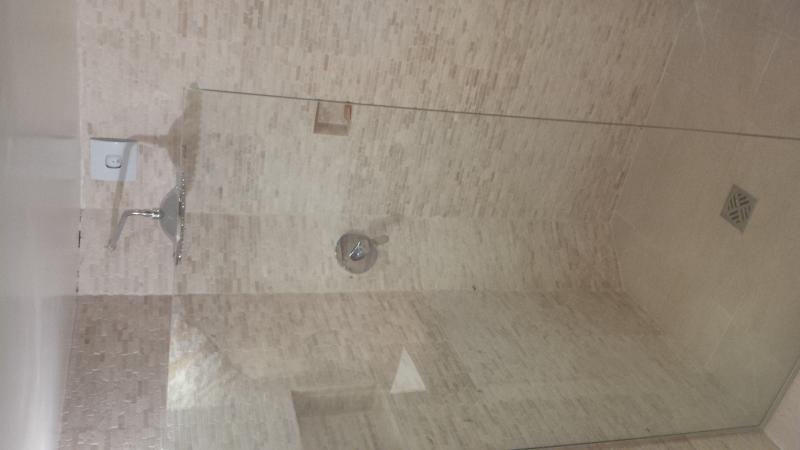 Banheiro de pedra