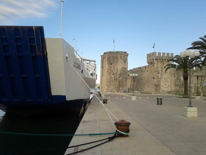 Trogir Ferry