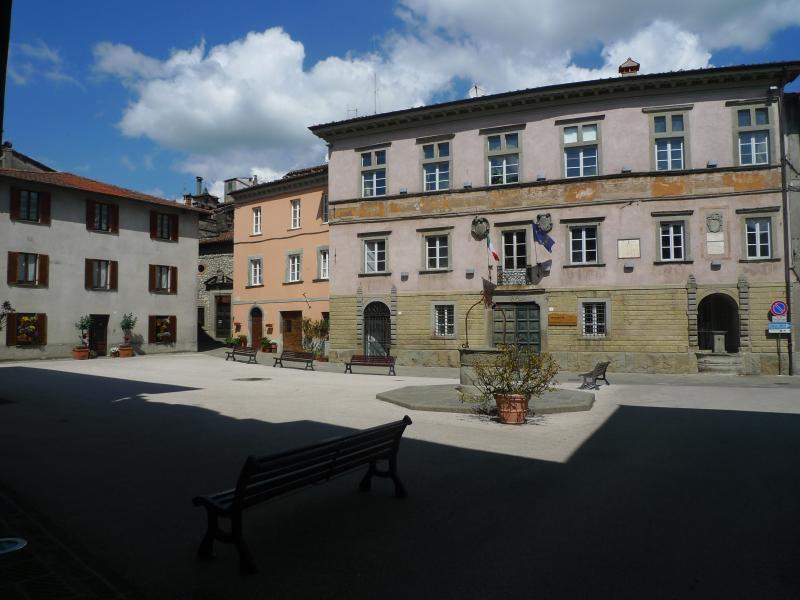 Catiglione piazza