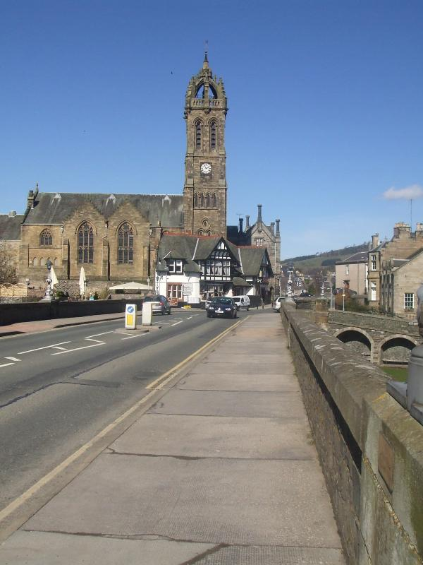 TWEED BRIDGE (PEEBLES)