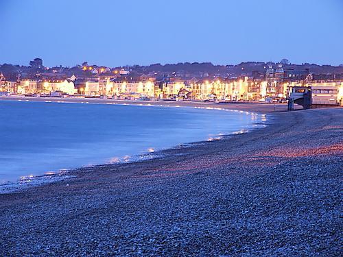 Baía de Weymouth à noite (5 min. a pé)