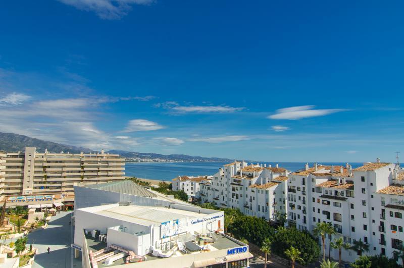 Puerto Banus Balcony Sea View