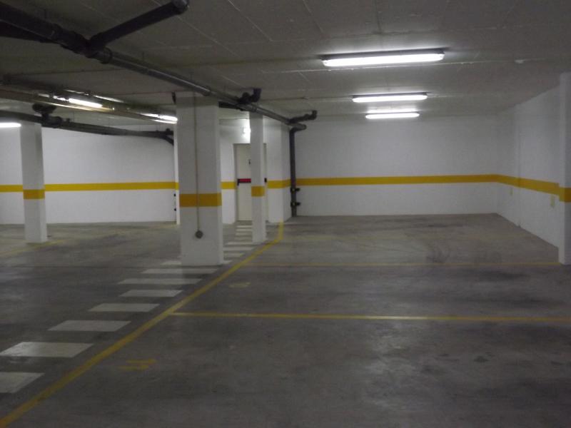 Underground secure parking