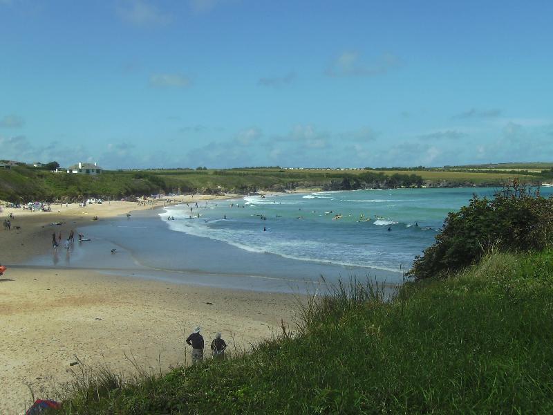 Promenades côtières - de Haryln à Trevone Bay 2 milles