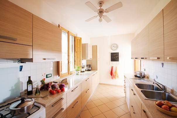 Casa Anita - the kitchen