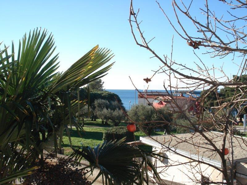 Apartment 3+2+1 sea view, holiday rental in Rovinj