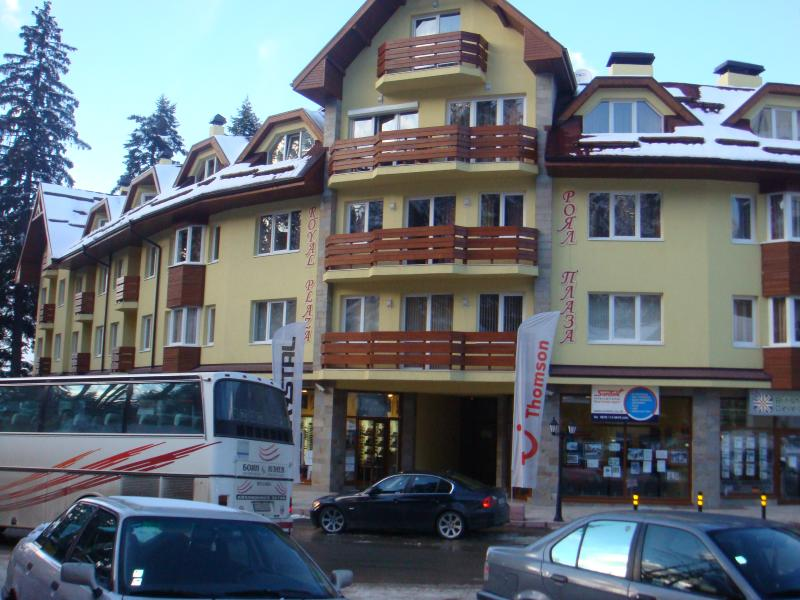 Royal Plaza A405, vacation rental in Borovets