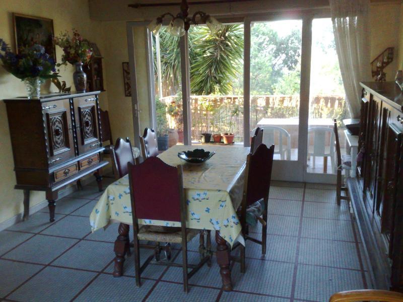 Balagne (Corse)Maison de campagne premier étage, location de vacances à Castello-di-Rostino