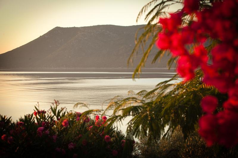Glyfa Beach Cottage/Christou houses, holiday rental in Agios Petros