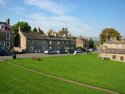West Burton - This small friendly village just a mile away with a general store, pub & local but