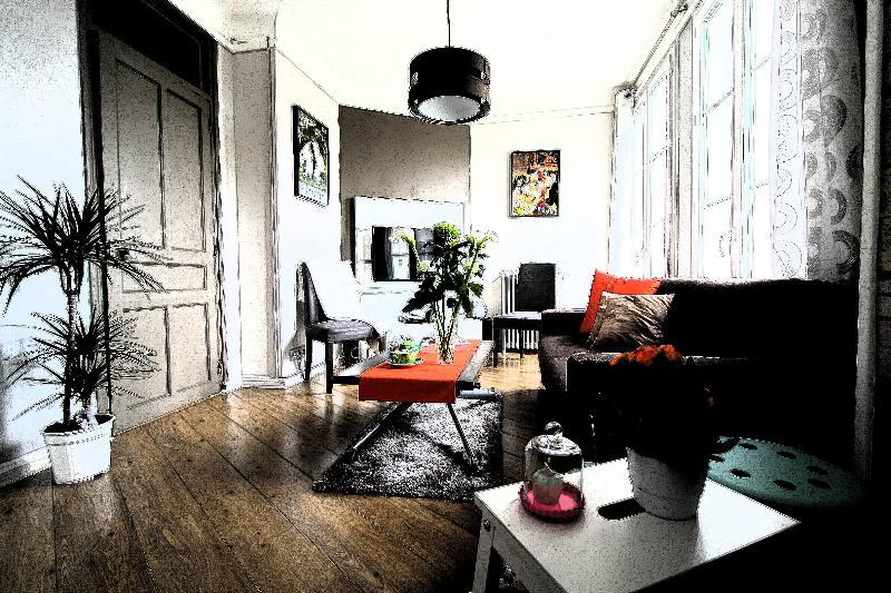 DELUXE 'COURBEVOIE', aluguéis de temporada em Dourdan