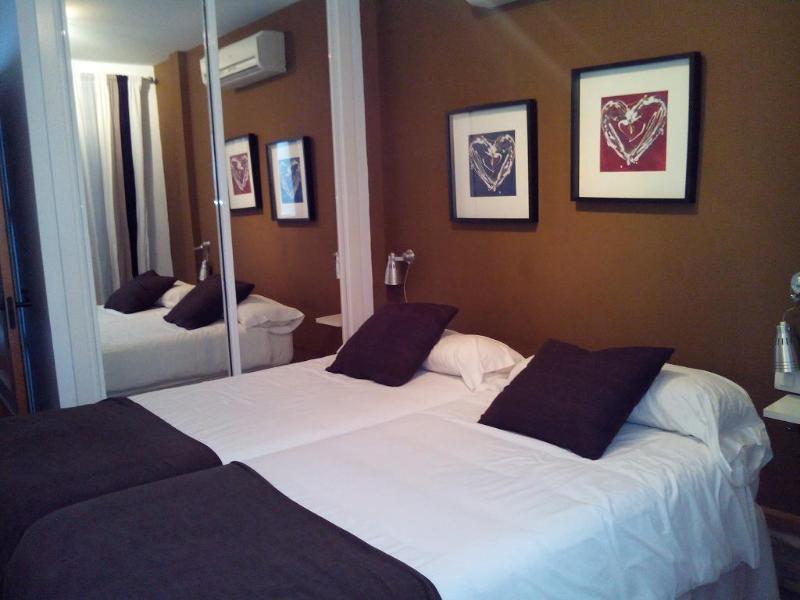 Dormitorio Principal, con dos camas individuales
