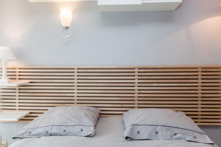Studio 17 m2 side Malouine - sleeping