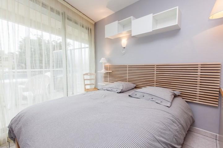 Studio 17 m2 side Malouine - sleeping / living room