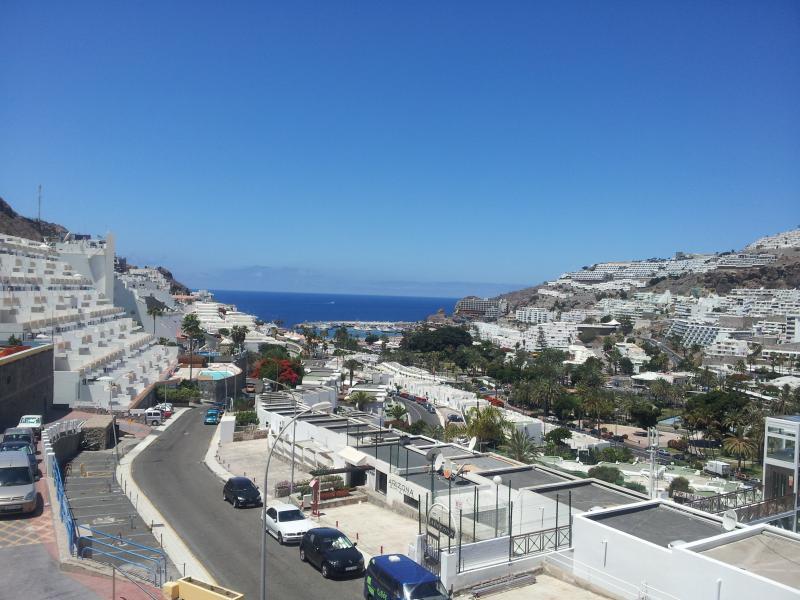 View From Puerto Feliz