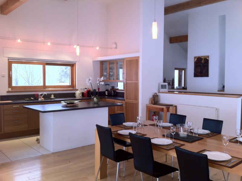 Chalet Ruby - Kitchen