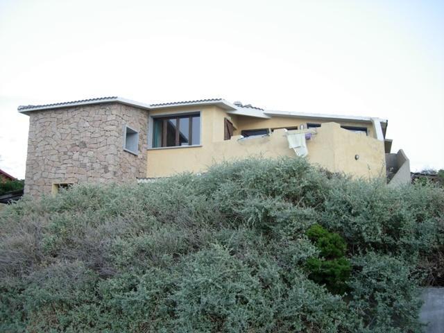 Vista frontale Villa Marta