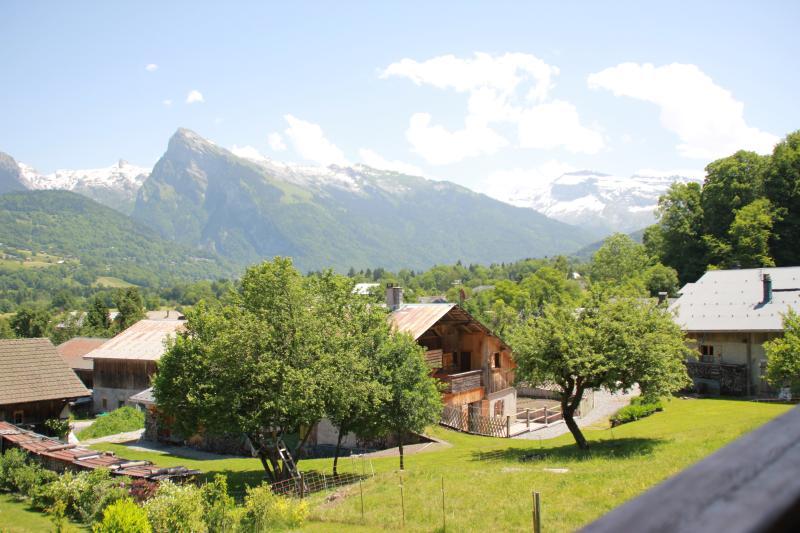 Le Criou, a very recognisable mountain