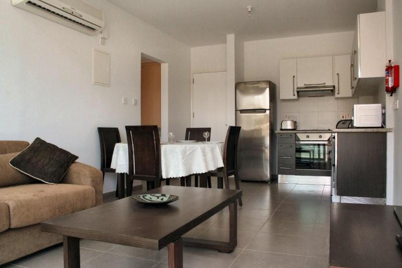 Large Modern Living/Kitchen Area