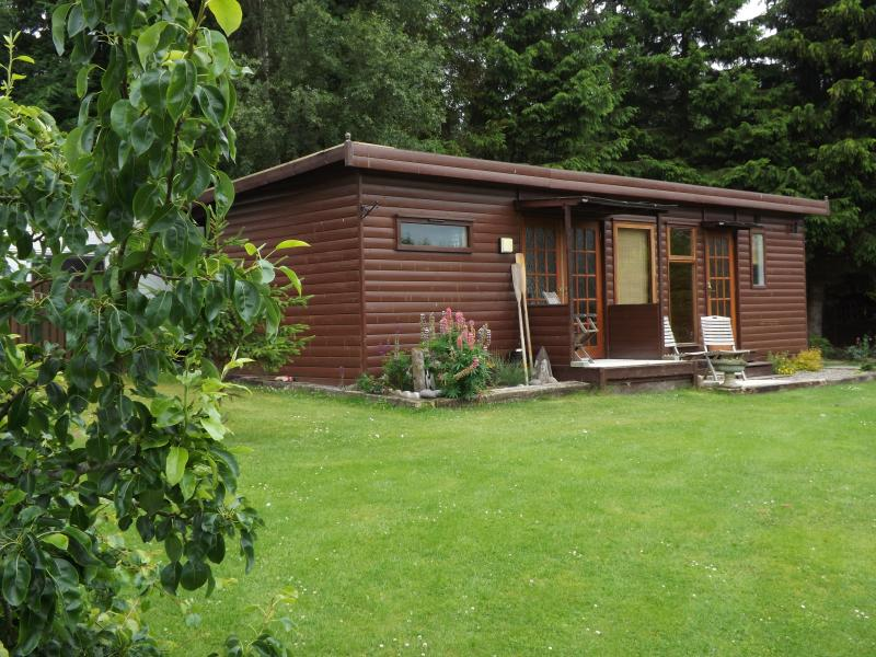 The Cabin, Pondfauld Holidays, Ferienwohnung in Blairgowrie