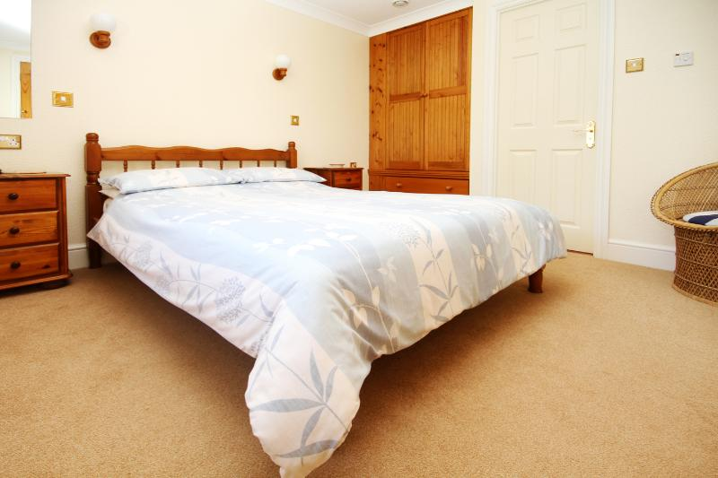 Spacious and peaceful double bedroom
