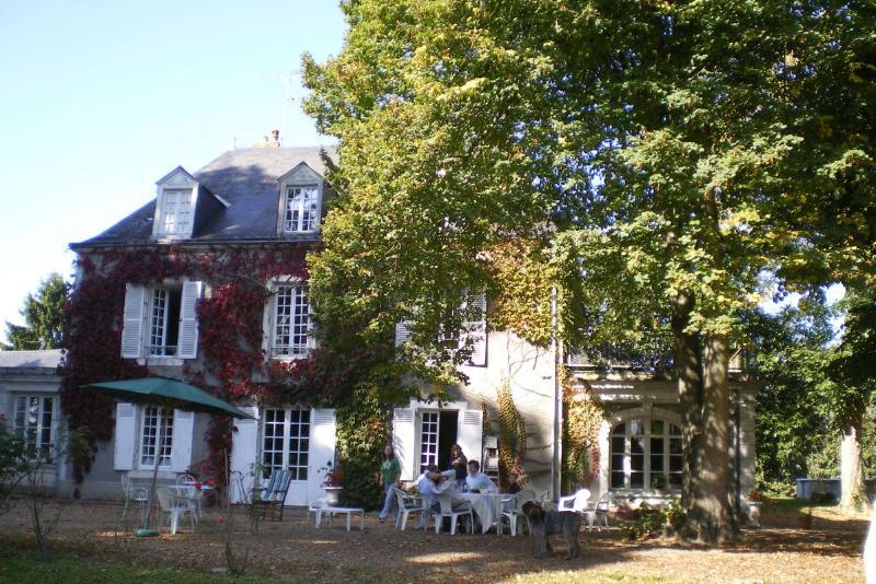 Maison de maître XVIIème 5 chambres d'hôtes