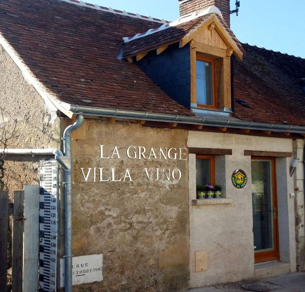 VILLA VINO Gîte LA GRANGE, vacation rental in Amboise