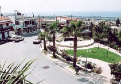 Peyia square