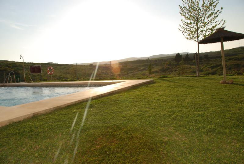 Uninterrupted views across the beautiful countryside from rear terraces and 2nd pool