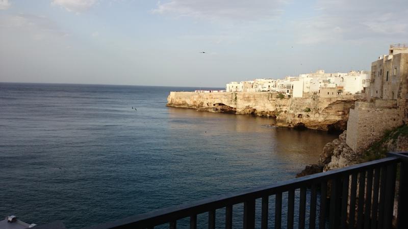 Polignano a Mare - Splendida visione da Balconata nel Centro Storico (5 minuti a piedi da casa)
