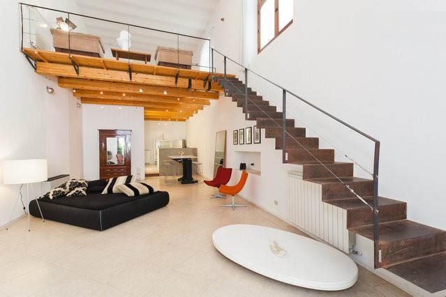 Loft92: 2 Level of Pure design, alquiler de vacaciones en Palermo