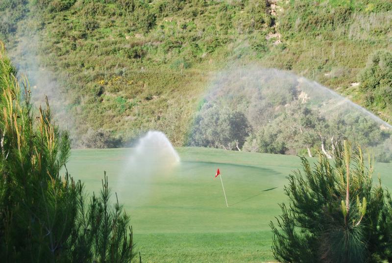 Dona Julia Golf.  5 mins away. Top quality golf at municipal prices