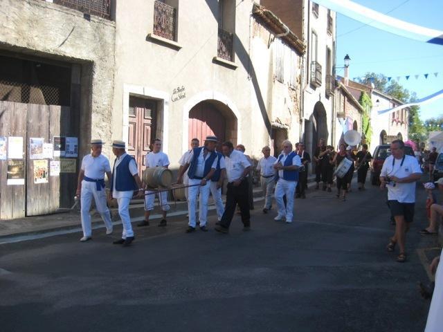 Fitou Wine Festival Parade