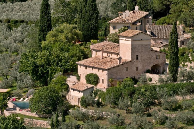 Grottone and the Villa