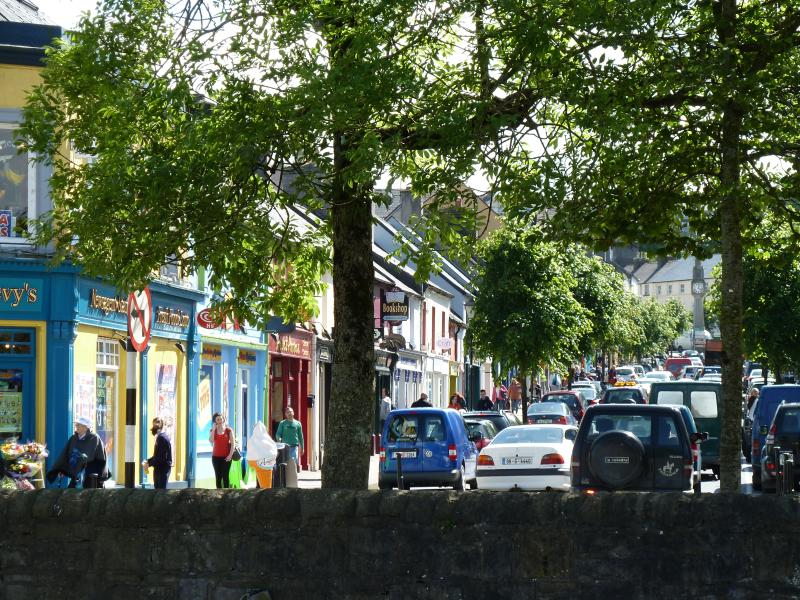 Visit the pretty town of Westport only 15mins drive