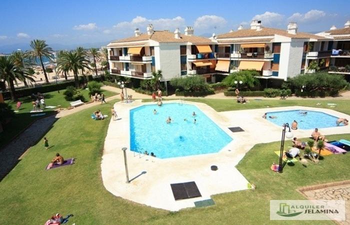 Alquilerselamina Apartamento de Playa Azul, location de vacances à Cambrils