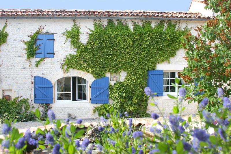 L'Ancienne Distillerie-Martell 10 mins from Cognac, vacation rental in Jarnac
