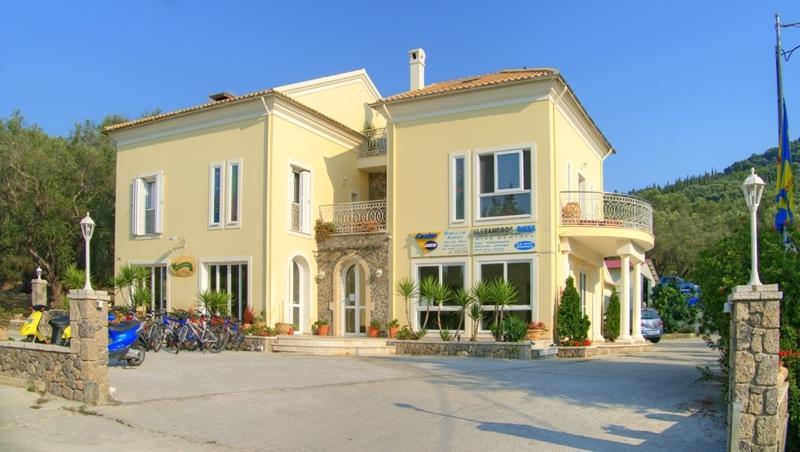 artemis house, holiday rental in Afionas