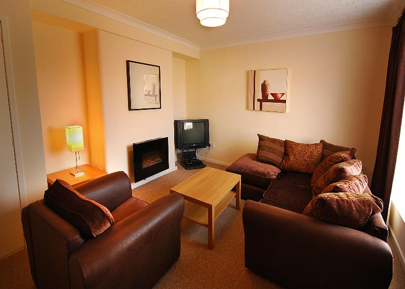 Lounge in Leslie House