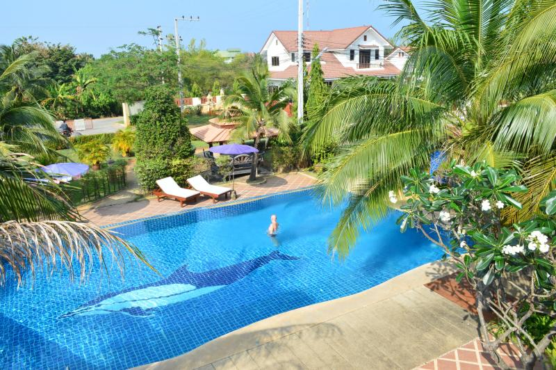 Tropical Sea View, holiday rental in Pranburi