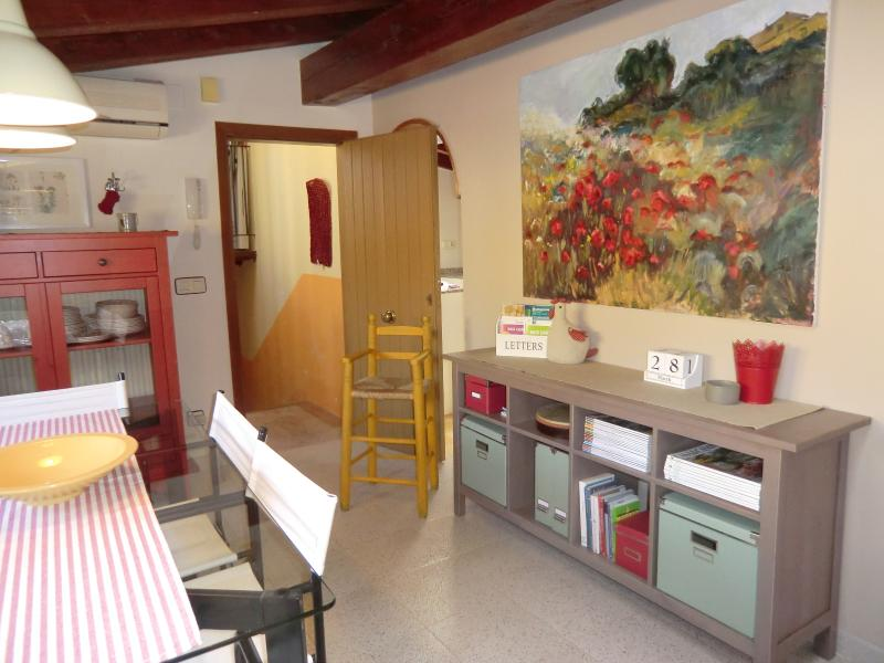 Cal Arnalich àtic, vacation rental in Torredembarra