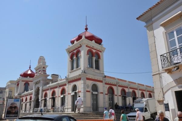 Loulé city market