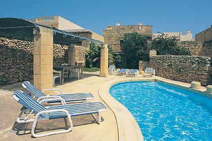 Ta' Rosi    Swimming Pool Area