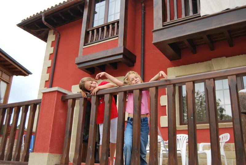 EL ALTOZANIN, holiday rental in San Julian