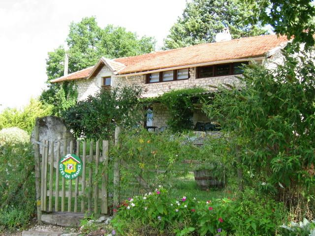Le Jardinet, casa vacanza a Sauveterre