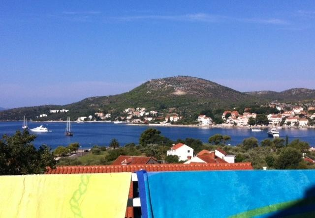 Sea View Apartment for 4 II, vacation rental in Sipanska Luka