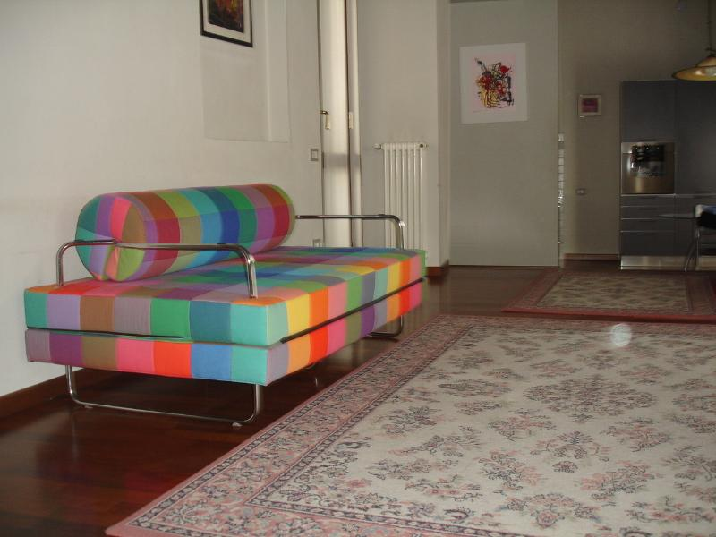 NEW sofa-bed 'BLITZ' by Pepe Tanzi for Biesse