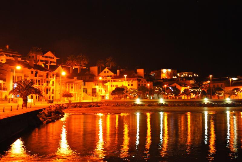 Noite em São Martinho do Porto